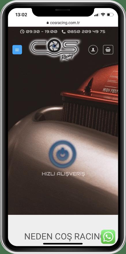 Coş Racing - Mobil